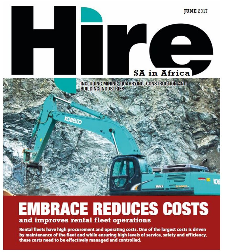 embrace reduces costs and improves rental fleet operations