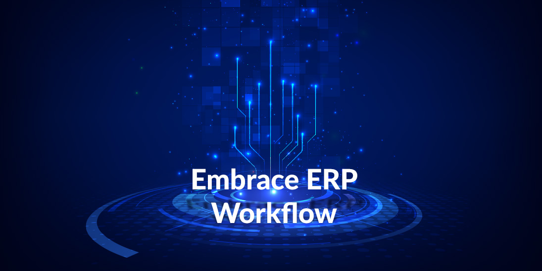 Embrace ERP Workflow